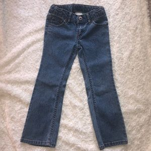 Sonoma girl's bootcut jeans